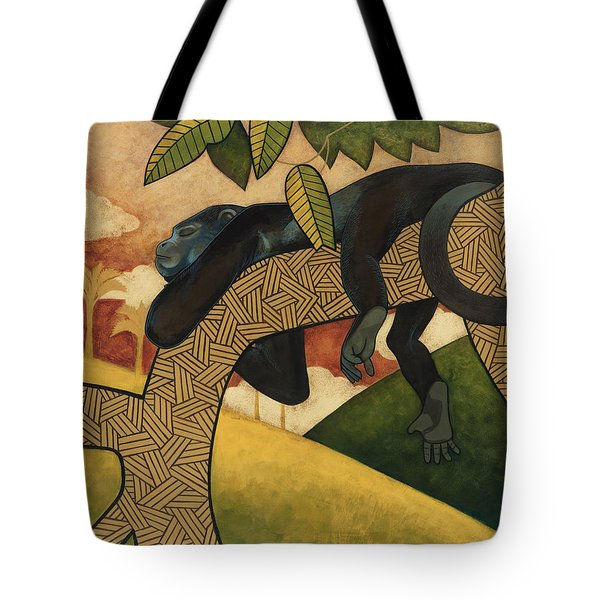 The Siesta Tote Bag by Nathan Miller