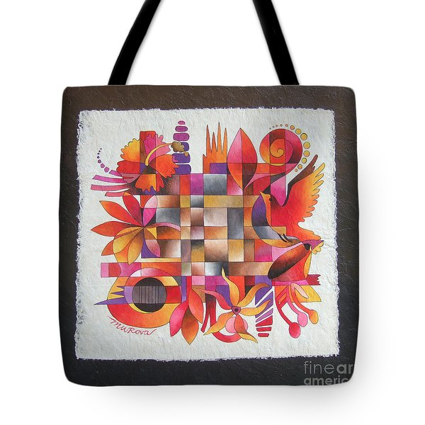 The Sigidrigi Mat Tote Bag