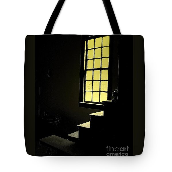The Silent Room Tote Bag