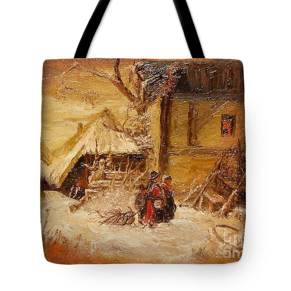 The Singers Tote Bag by Sorin Apostolescu