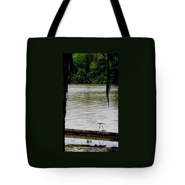 The Single Flyer Tote Bag
