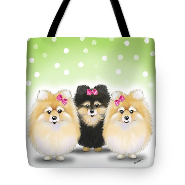 The Sisters Tote Bag