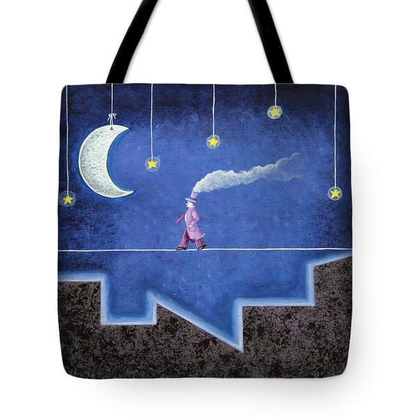 The Sleepwalker I Tote Bag
