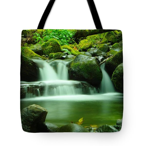 The Small Water Tote Bag by Jeff Swan