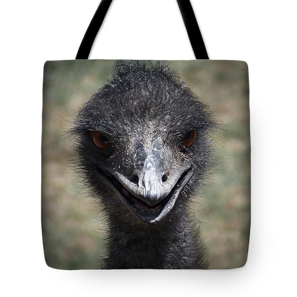 The Smile Tote Bag