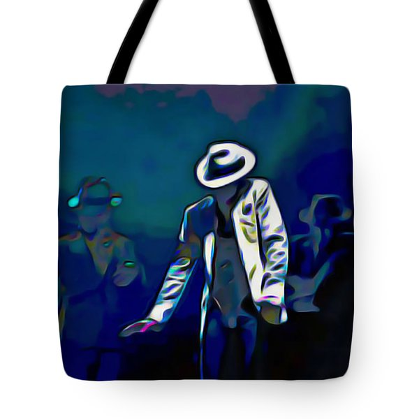 The Smooth Criminal Tote Bag by  Fli Art