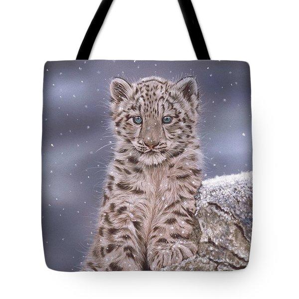 The Snow Prince Tote Bag