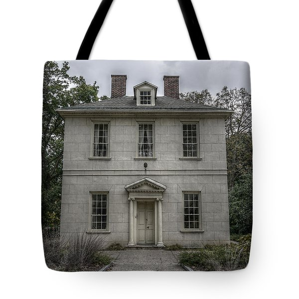 The Solitude House Tote Bag by Richard Reeve