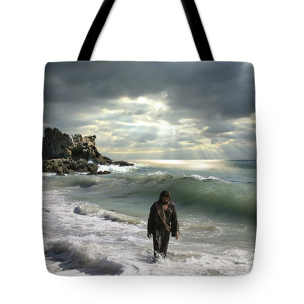 The Son Is The Radiance Of God's Glory Tote Bag