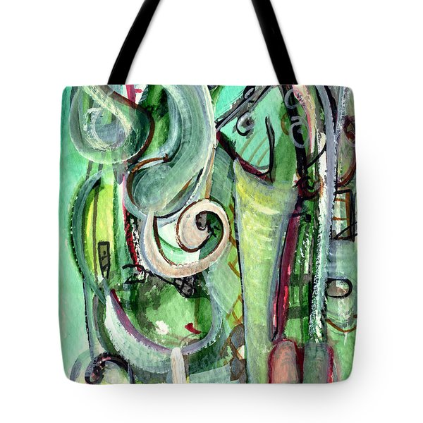 The Song Tote Bag by Stephen Lucas