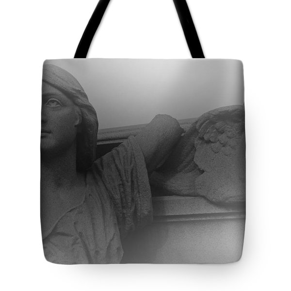 The Soul Tote Bag by David Rucker