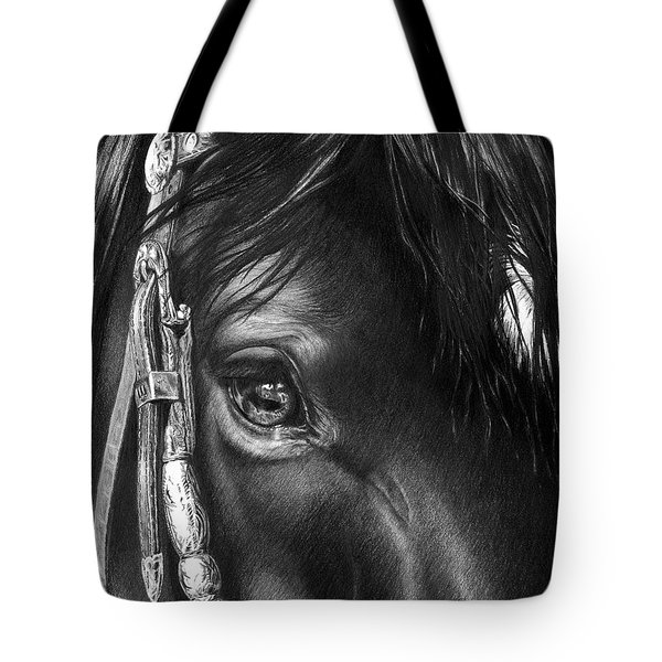 the Soul of a Horse Tote Bag