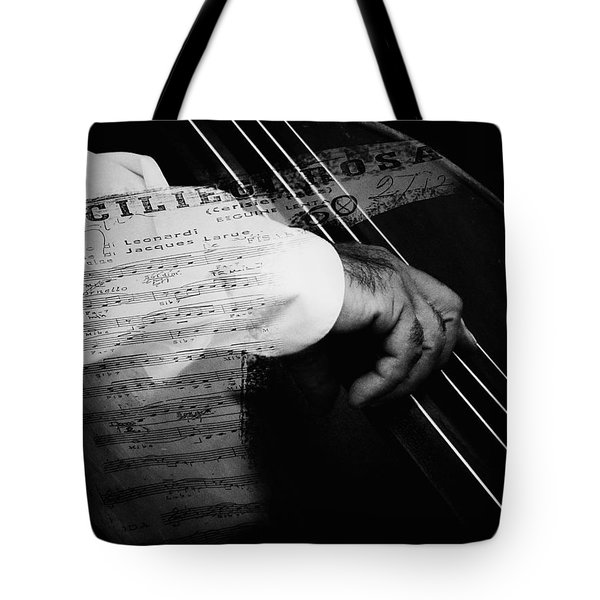 The Sound Of Memory Tote Bag