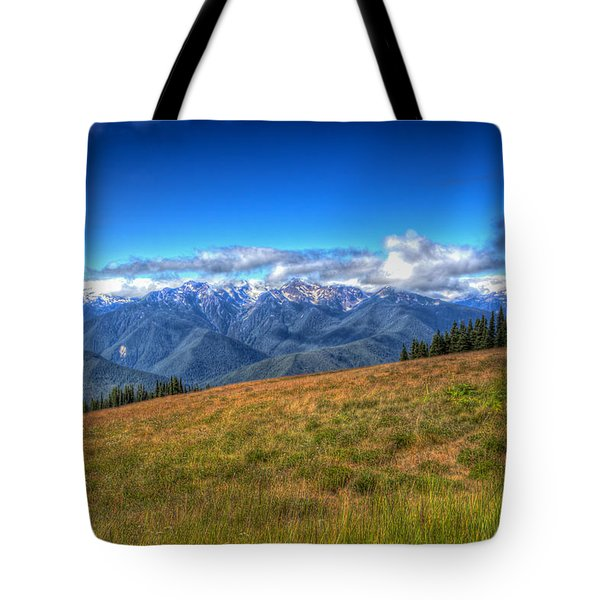 The Sound Of Music Tote Bag by Heidi Smith