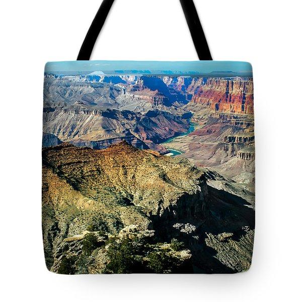 The South Rim Tote Bag