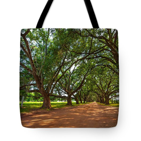 The Southern Way  Tote Bag by Steve Harrington