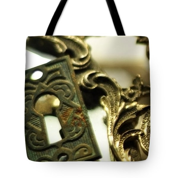 The Space Between Tote Bag by Rebecca Sherman