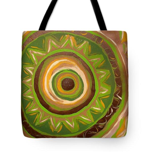 The Spanish Eye Tote Bag