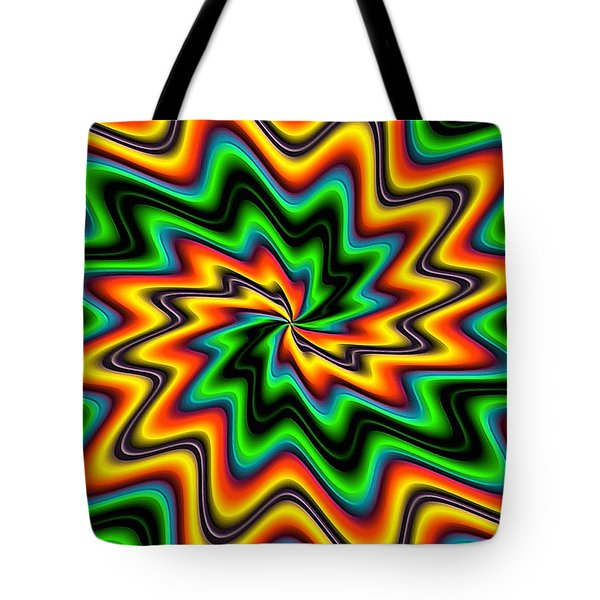 The Spark By Rafi Talby  Tote Bag by Rafi Talby