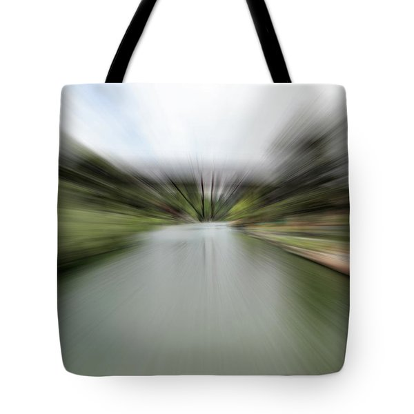 The Speed Of Calm Tote Bag