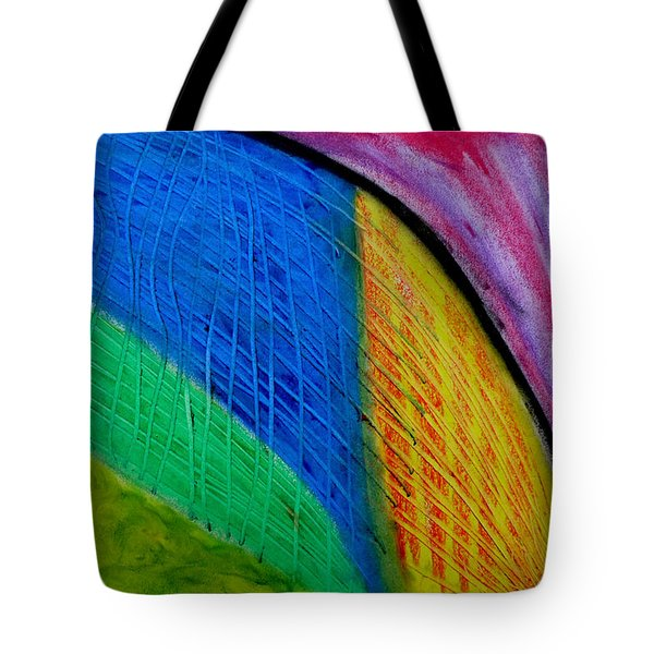 The Speed Of Light Tote Bag