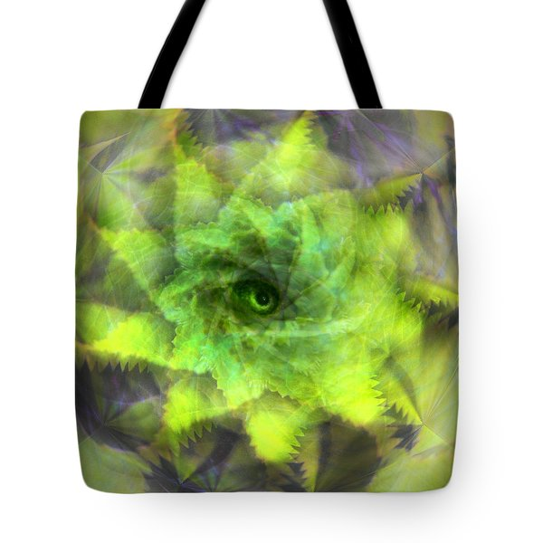 The Spirit Of The Jungle Tote Bag
