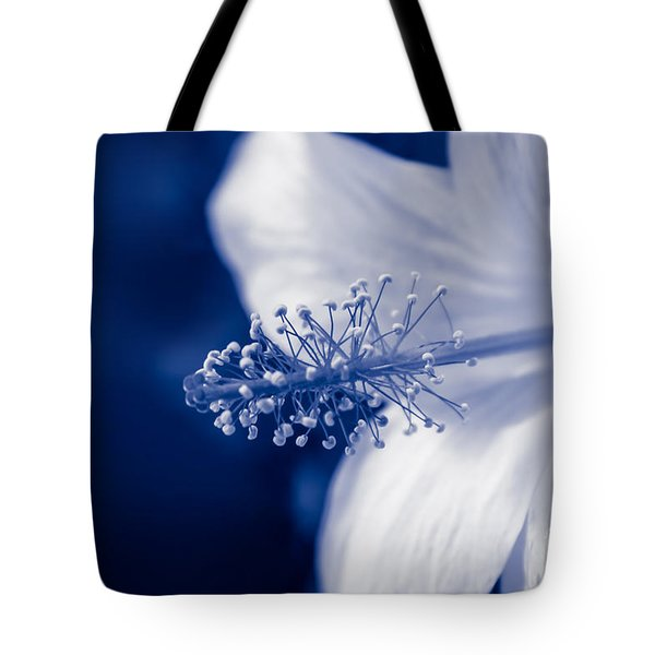 The Spring Wind Whisper Tote Bag by Sharon Mau