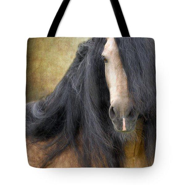 The Stallion Tote Bag by Fran J Scott