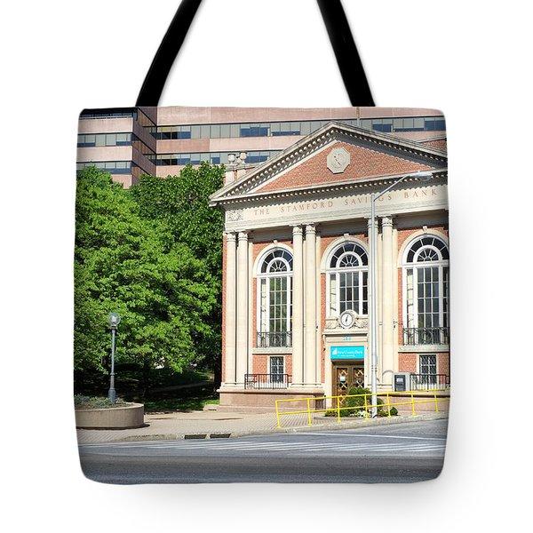 The Stamford Savings Bank Tote Bag