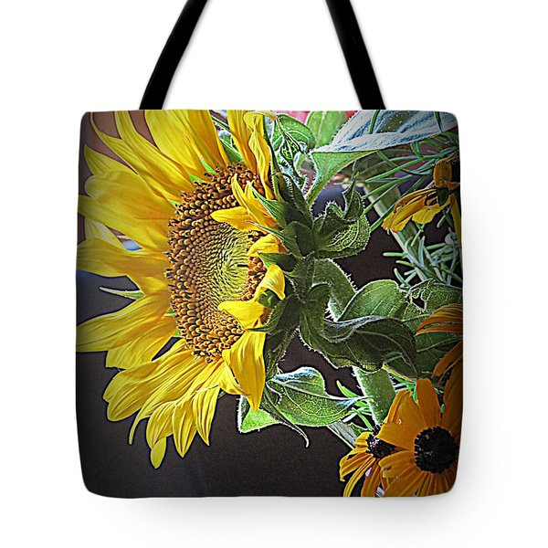 The Standout  Tote Bag by Kay Novy