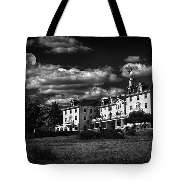 The Stanley Hotel Tote Bag