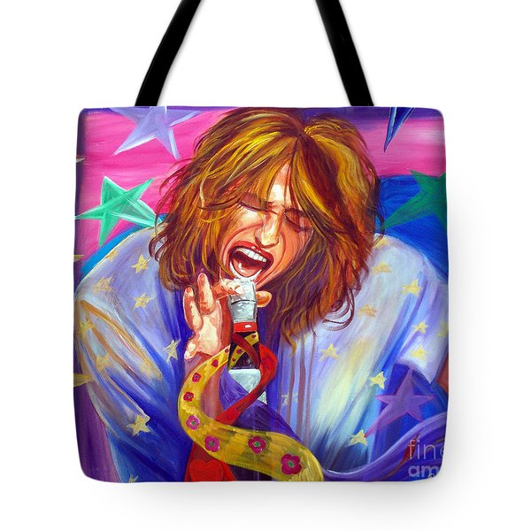 The Star Is Born Tote Bag by To-Tam Gerwe
