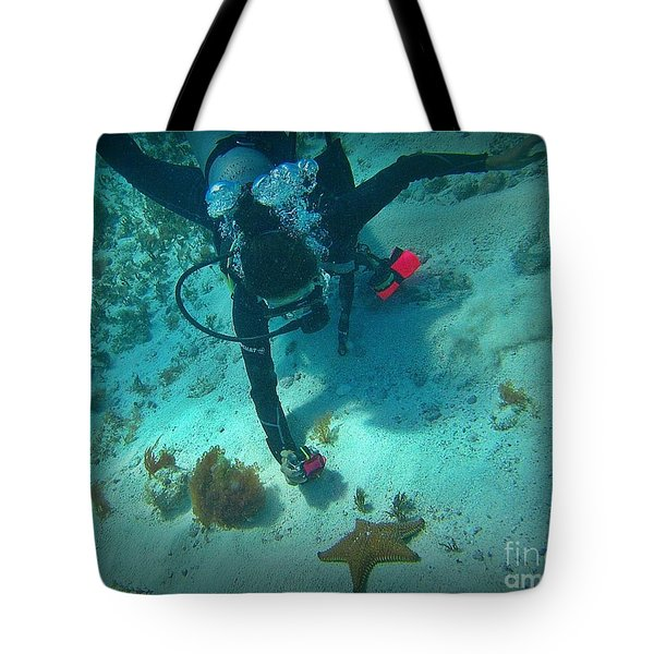The Star Of The Scene Tote Bag by Halifax Photography John Malone