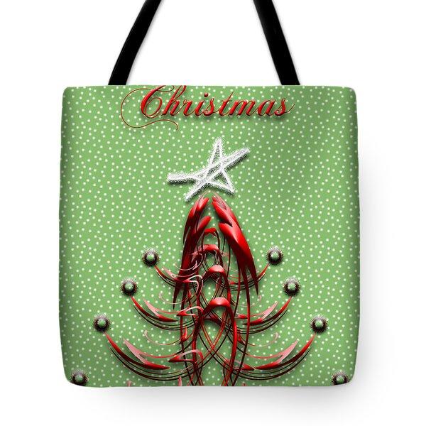The Star Shines Bright Tote Bag by Carolyn Marshall