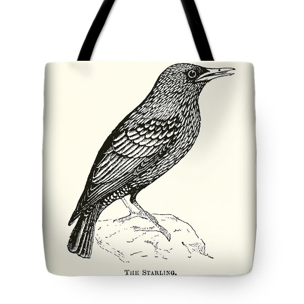 The Starling Tote Bag