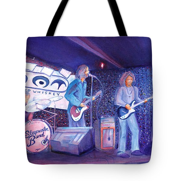 The Steepwater Band Tote Bag