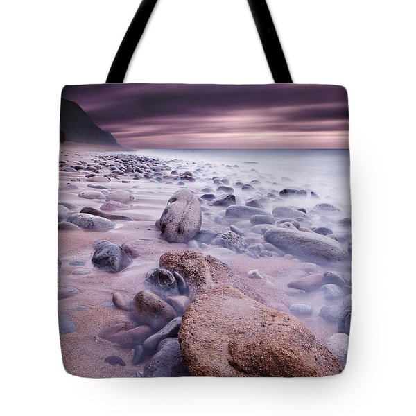 The Stone Land Tote Bag
