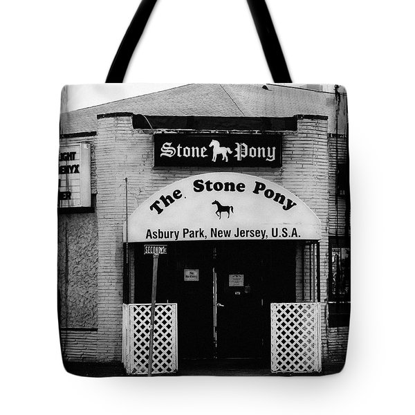 The Stone Pony Tote Bag