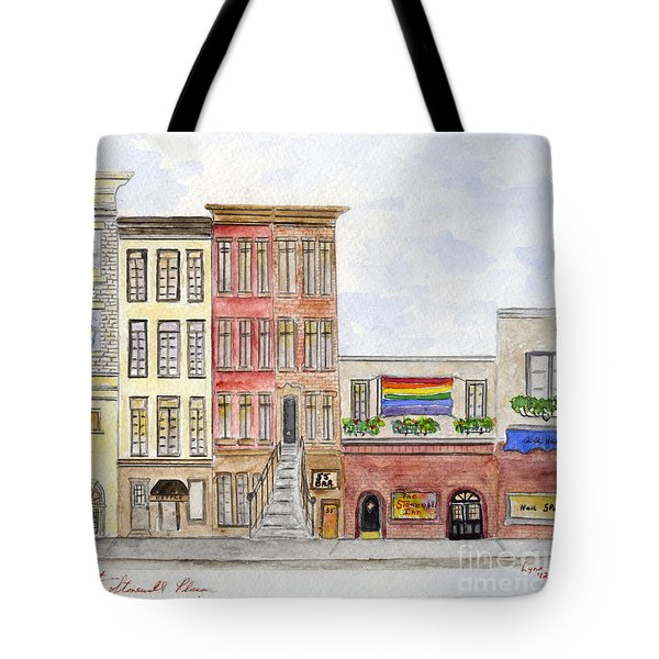 The Stonewall Inn Tote Bag