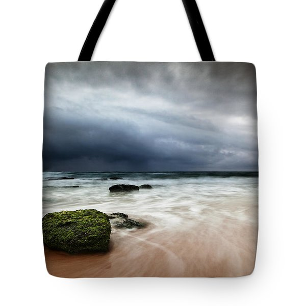 The Storm Tote Bag by Jorge Maia
