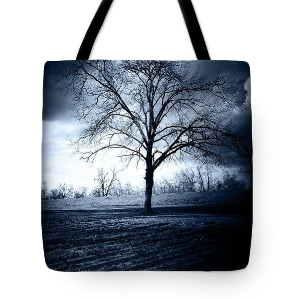 The Storm Tote Bag by Susan Bordelon