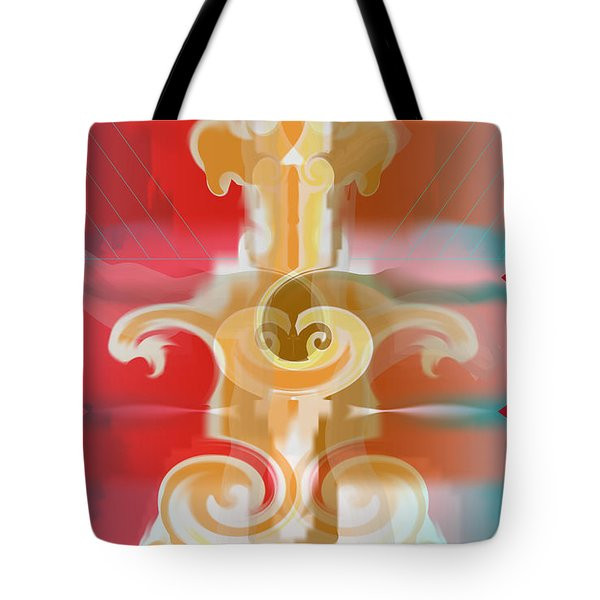The Storm Tree Tote Bag