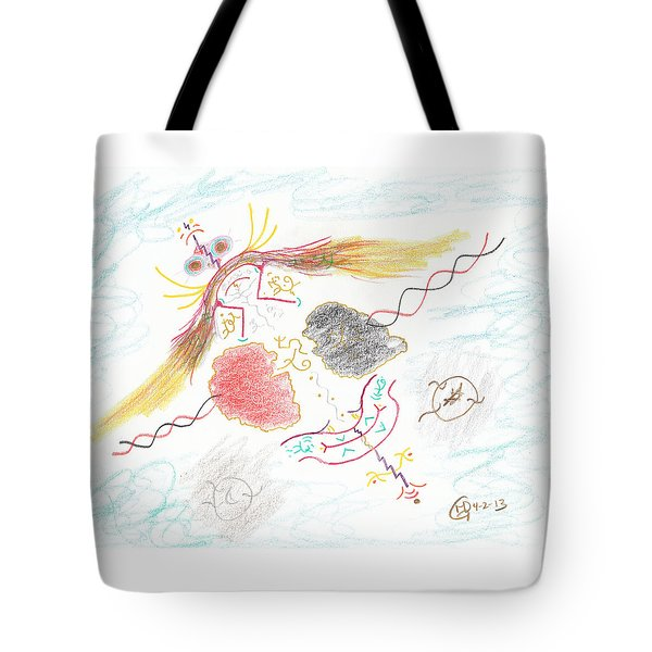 The Story Knows Best Tote Bag