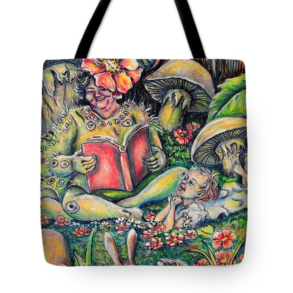 The Story Lady Tote Bag