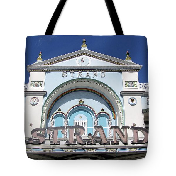 The Strand Key West Tote Bag