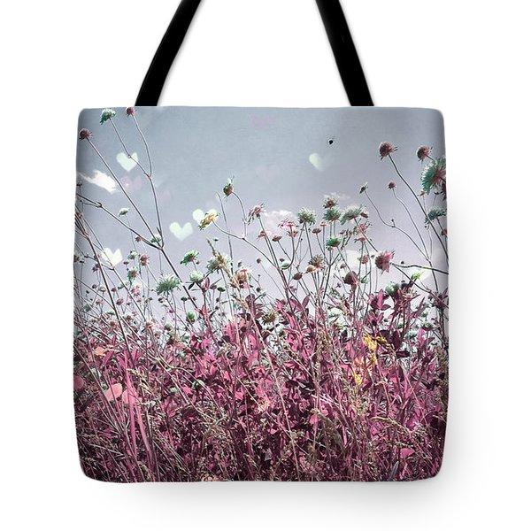 The Stranger In Love  Tote Bag