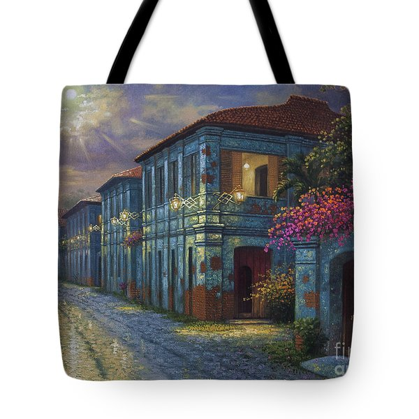 The Street We Used To Know Tote Bag