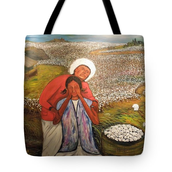 The Strength Of Grandma Tote Bag