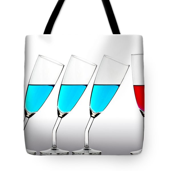 The Suitors Tote Bag by Gert Lavsen