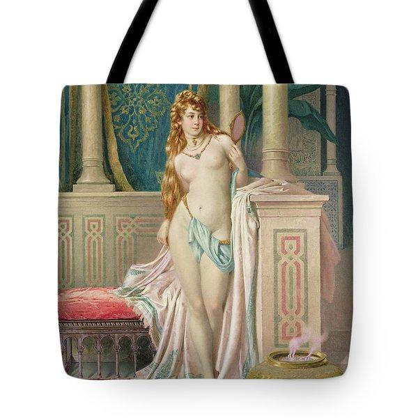The Sultans Favorite Tote Bag by Frederico Ballesio